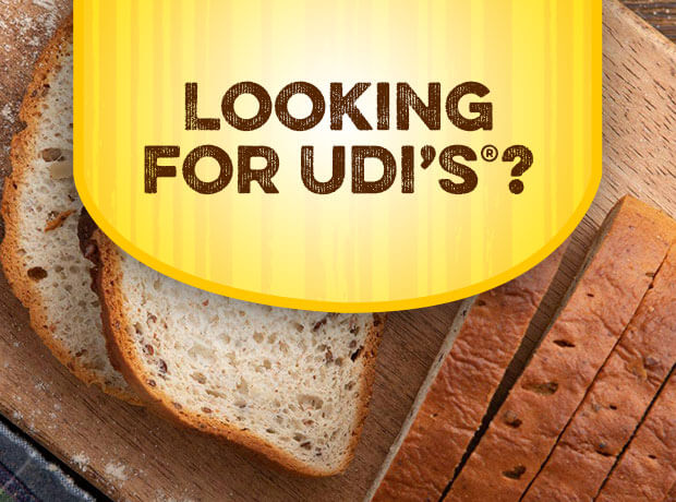 Looking for Udi's®?
